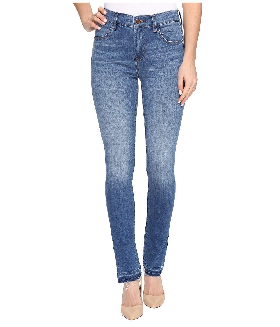 J Brand - Maria High-Rise Skinny w/ Release Hem in Angelic (Angelic) Women's Jeans