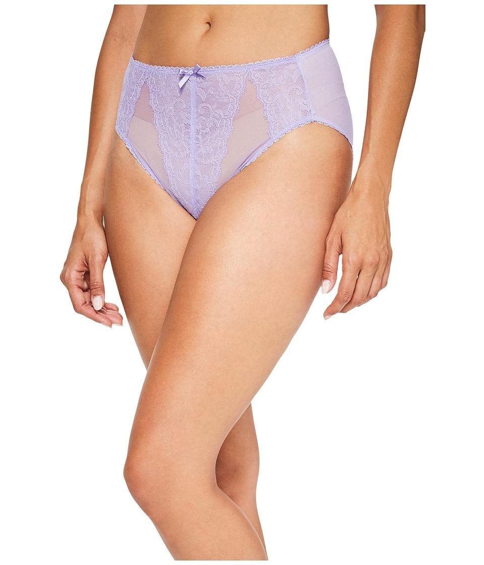 Wacoal - Retro Chic Hi-Cut Brief (Violet Tulip) Women's Underwear