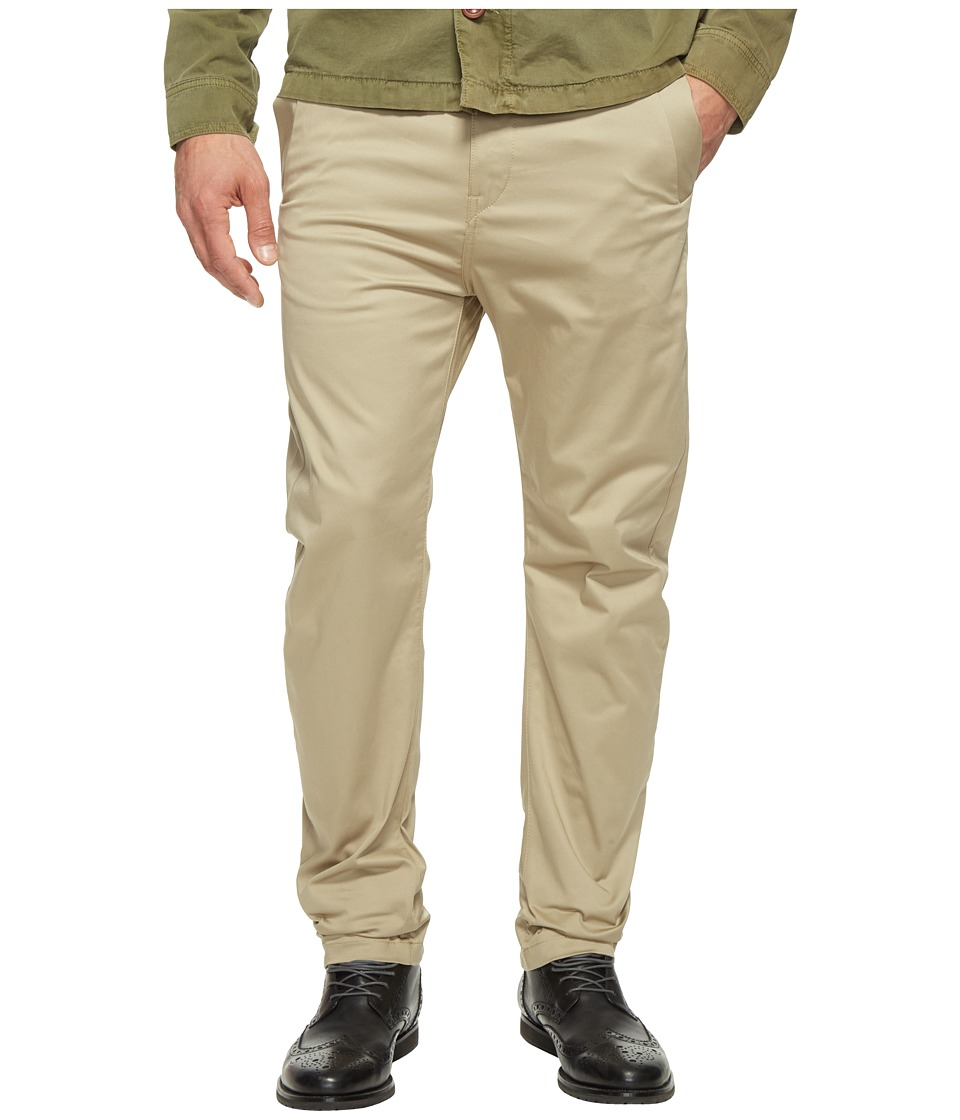 G-Star - Bronson Tapered Chino (Dune) Men's Casual Pants