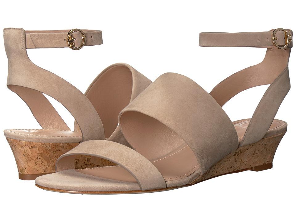Tory Burch - North 35mm Sandal (Fumo) Women's Sandals