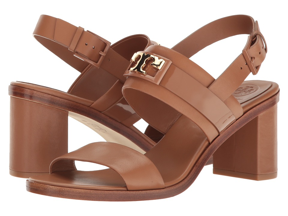 Tory Burch - Gigi 65mm Sandal (Royal Tan) Women's Sandals
