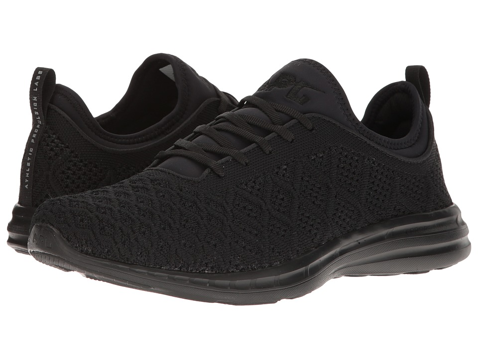Athletic Propulsion Labs (APL) - Techloom Phantom (Black/Black) Men's Shoes