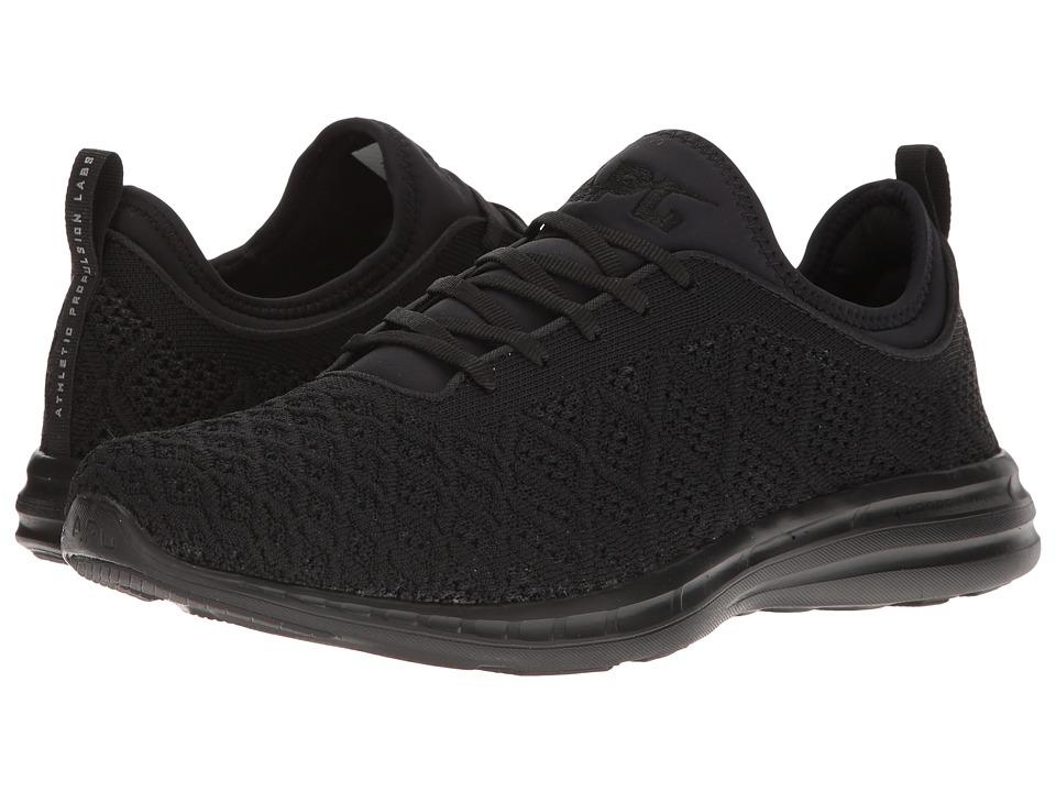 Athletic Propulsion Labs (APL) - Techloom Phantom (Black/Black) Men's Shoes