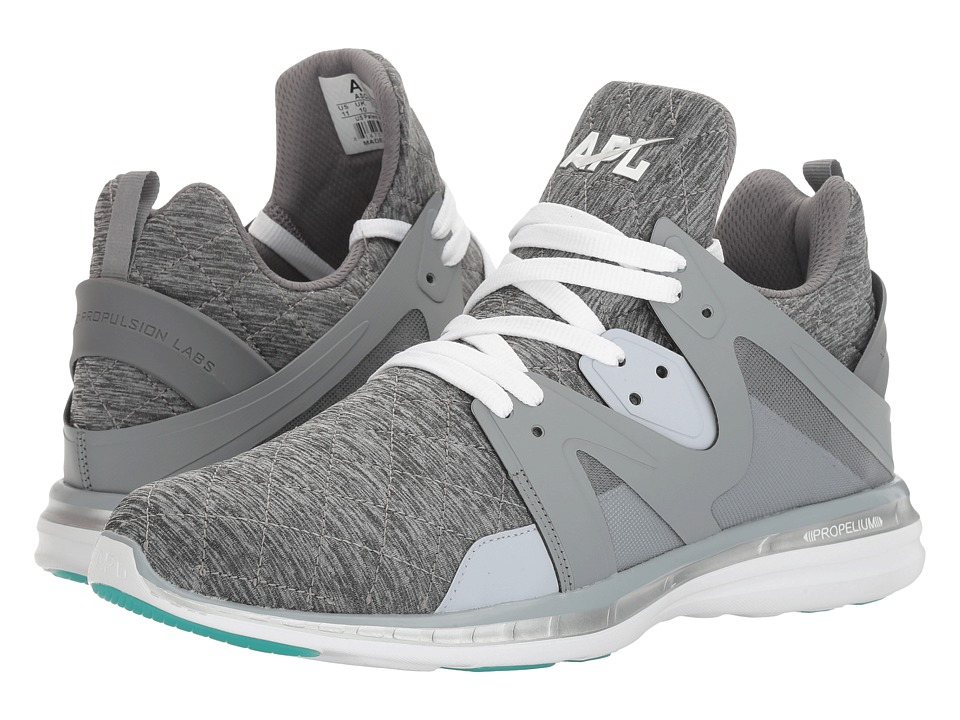 Athletic Propulsion Labs (APL) - Ascend Cosmic (Cosmic Grey/Metallic Silver) Men's Shoes