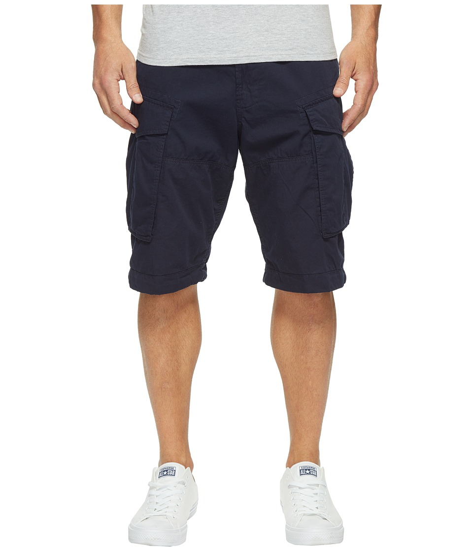 G-Star - Rovic Loose 1/2 Shorts in Dark Police Blue (Dark Police Blue) Men's Shorts