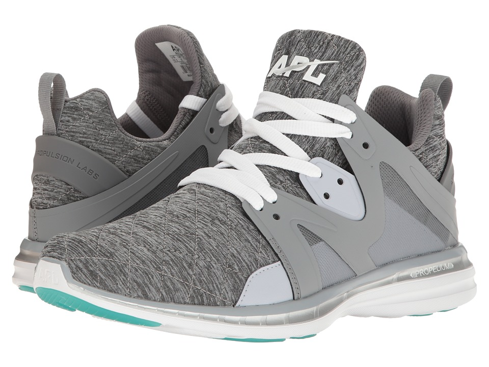 Athletic Propulsion Labs (APL) - Ascend (Cosmic Grey/Metallic) Women's Shoes