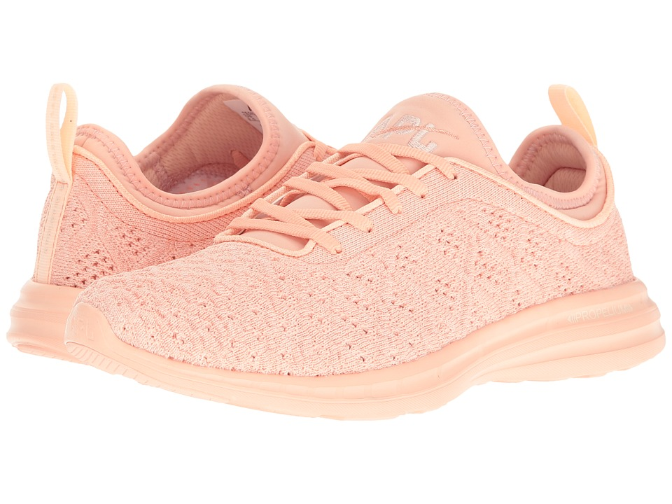 Athletic Propulsion Labs (APL) - Techloom Phantom (Tropical Peach) Women's Shoes