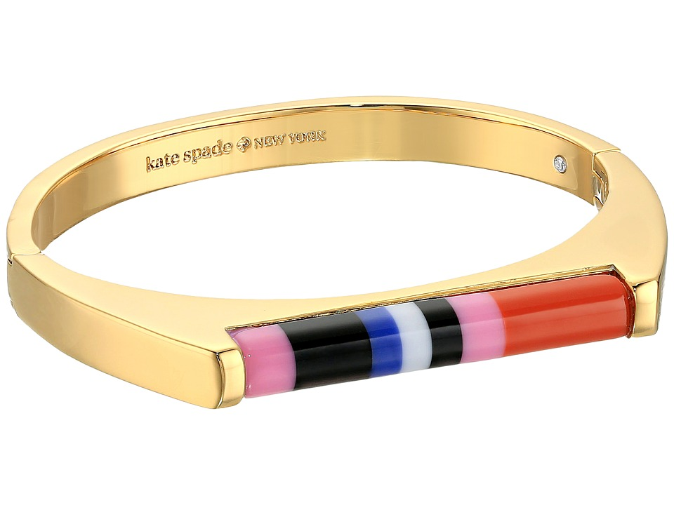 Kate Spade New York - Building Blocks Bangle (Multi) Bracelet