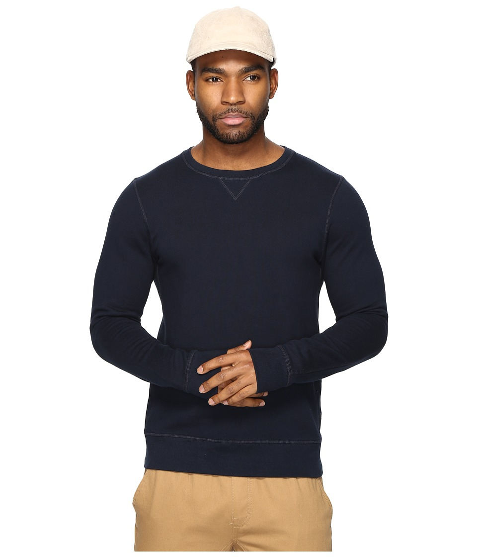 Scotch & Soda - Classic Crew Neck Sweat (Night) Men's Clothing