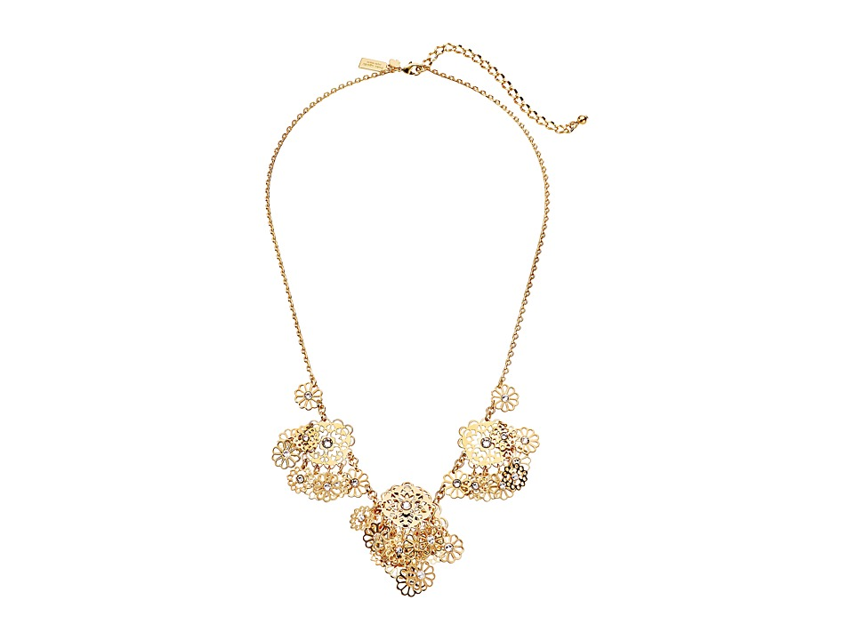 Kate Spade New York - Golden Age Necklace (Gold) Necklace