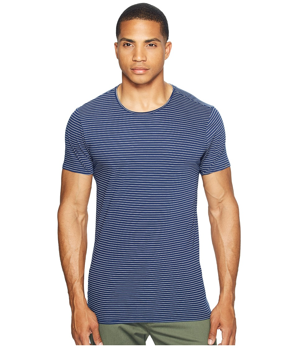Scotch & Soda - Classic Crew Neck Tee in Lightweight Jersey Quality (Combo B) Men's T Shirt