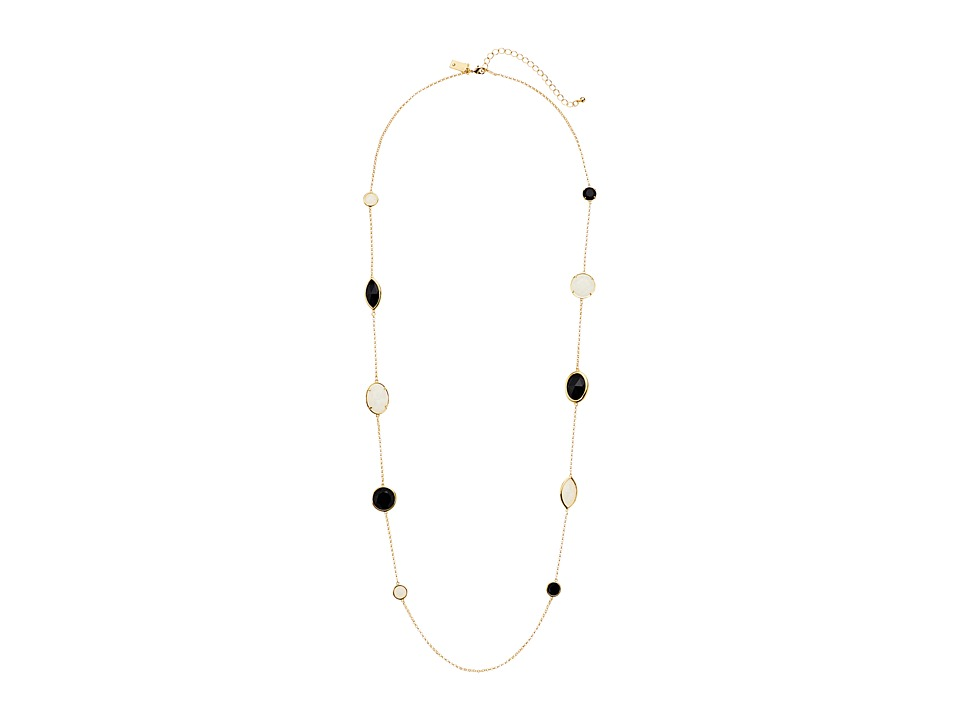Kate Spade New York - Mix It Up Scatter Necklace (Neutral Multi) Necklace