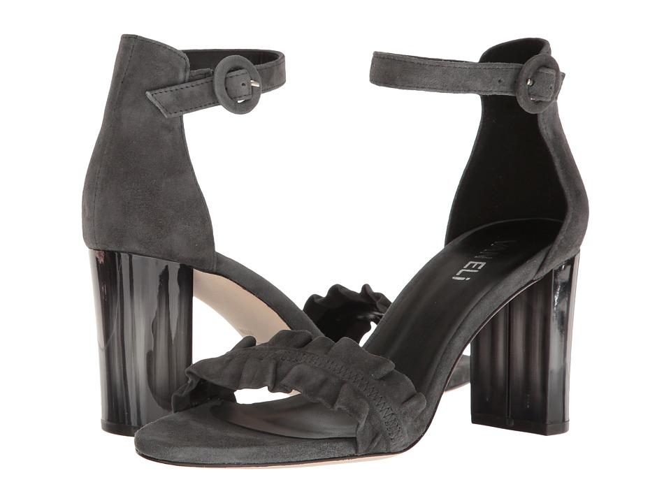 Vaneli Bijan (Grey Suede) High Heels