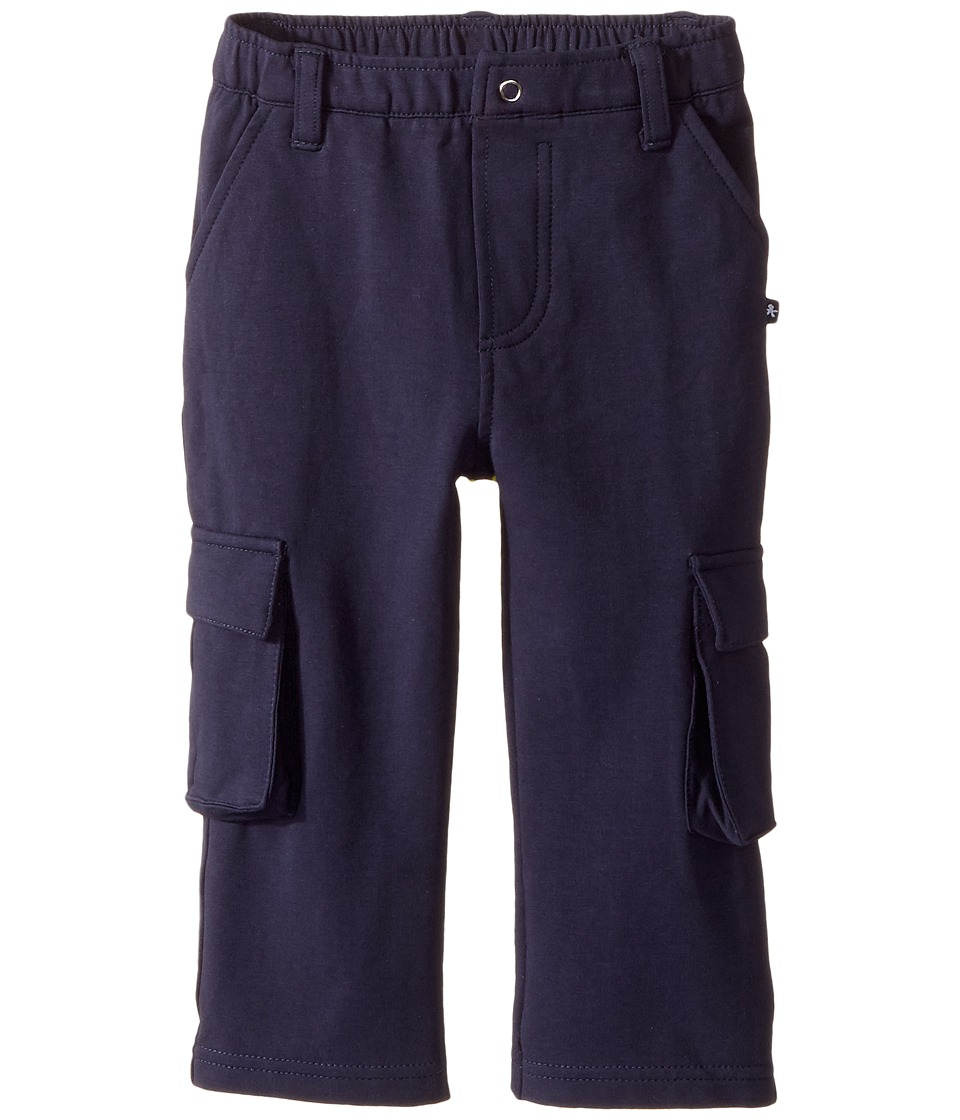 Toobydoo - Cargo Lounge Pants (Infant/Toddler) (Navy) Boy's Casual Pants