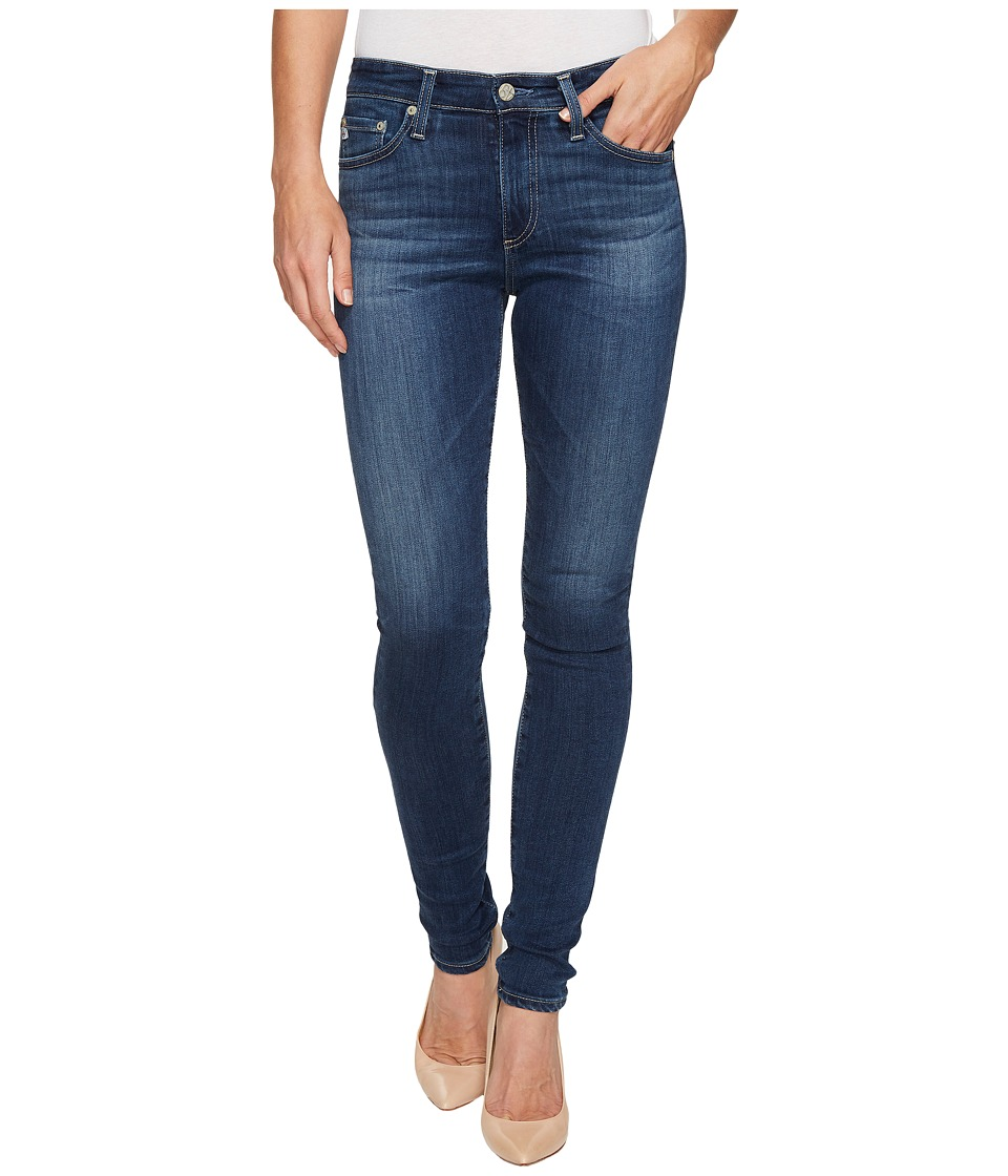 AG Adriano Goldschmied - Farrah Skinny in 5 Years Retrograde (5 Years Retrograde) Women's Jeans