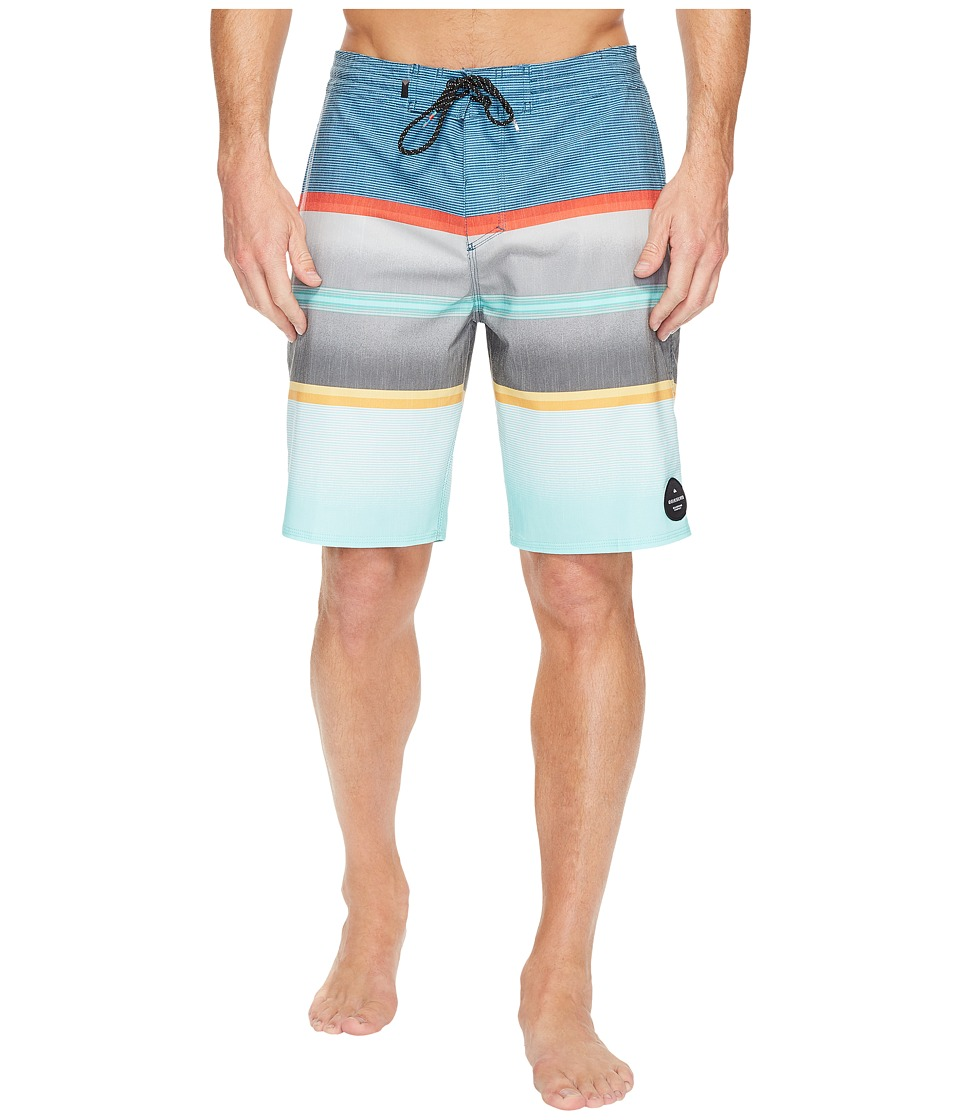 Quiksilver - Swell Vision 20 Beachshort (Moroccan Blue) Men's Swimwear