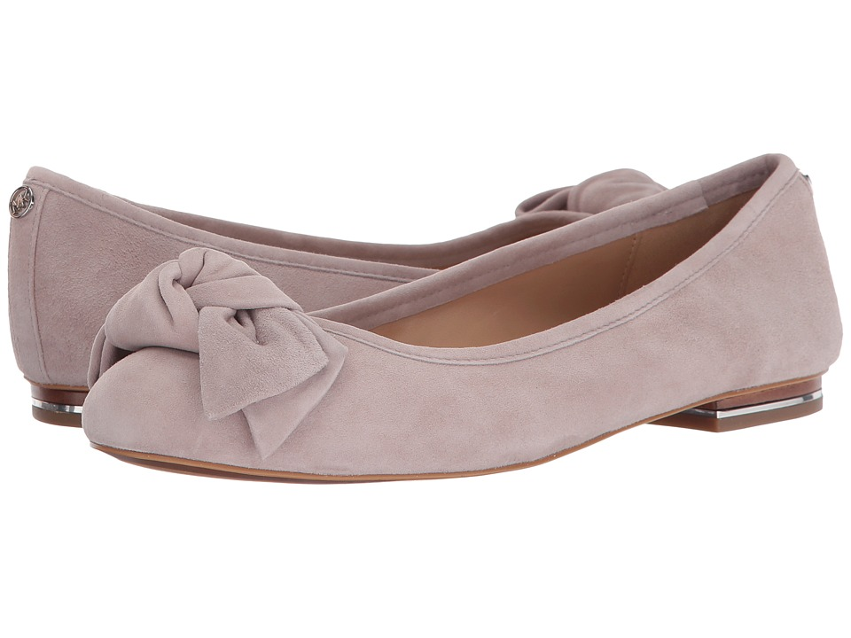 MICHAEL Michael Kors - Willa Ballet (Mink) Women's Flat Shoes