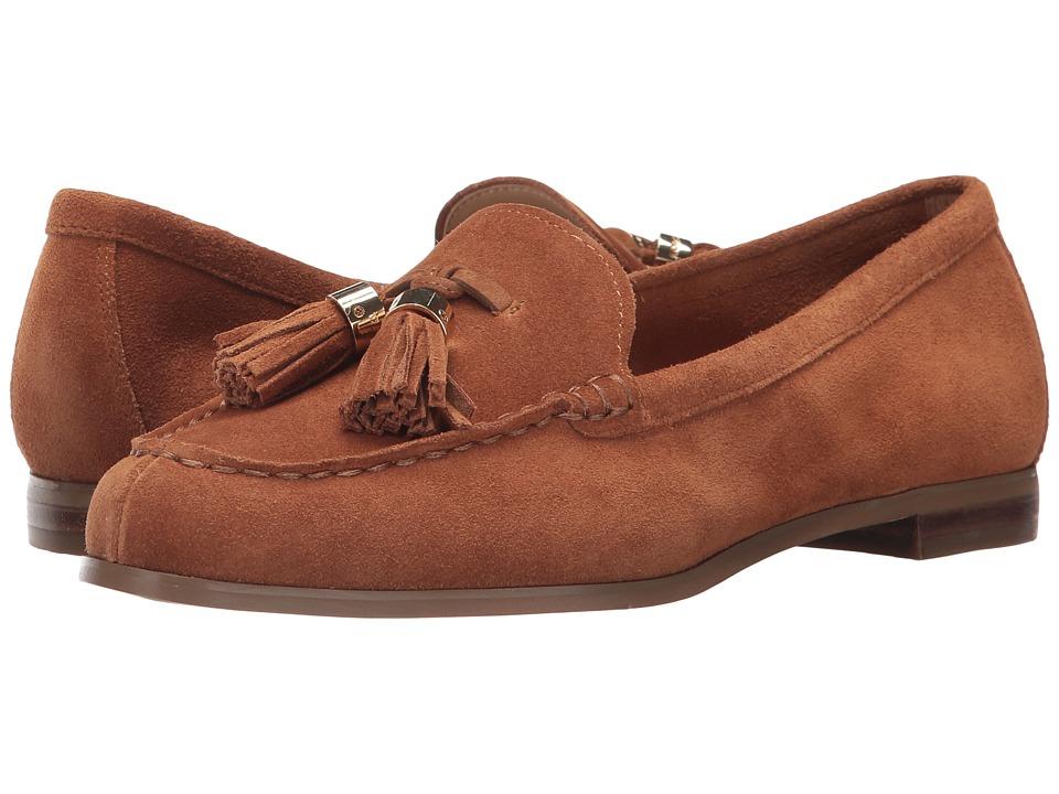 MICHAEL Michael Kors - Callahan Loafer (Acorn) Women's Shoes