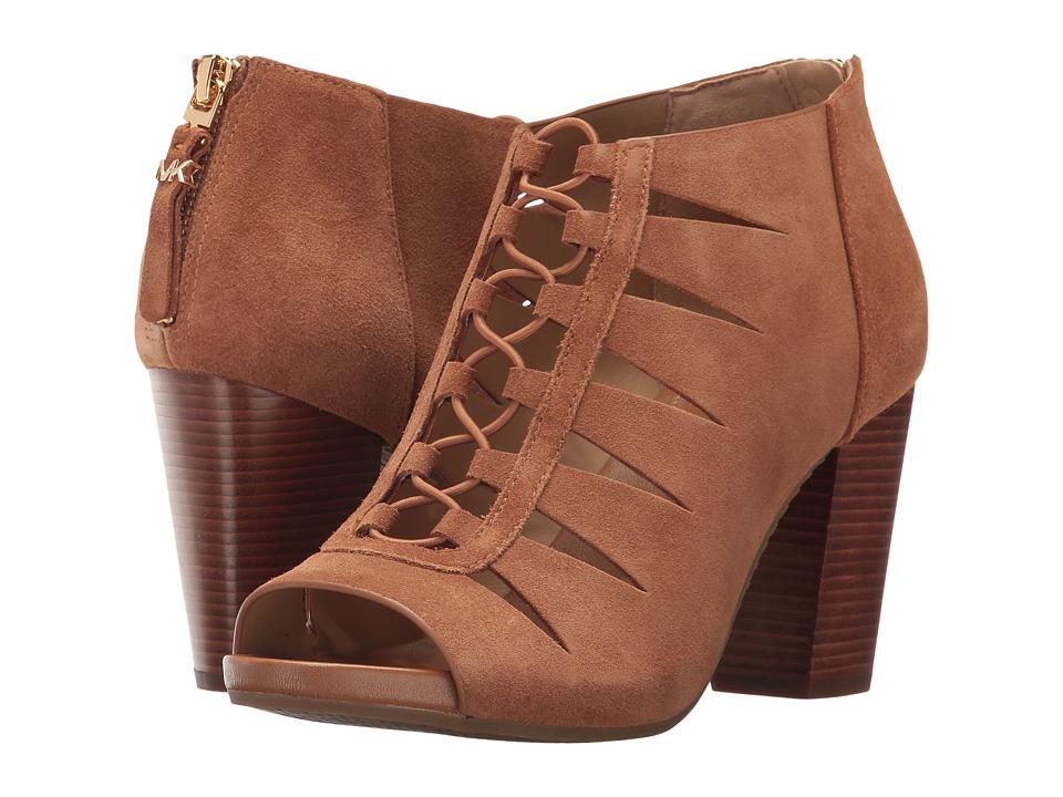MICHAEL Michael Kors - Elsie Mid (Acorn) Women's Shoes