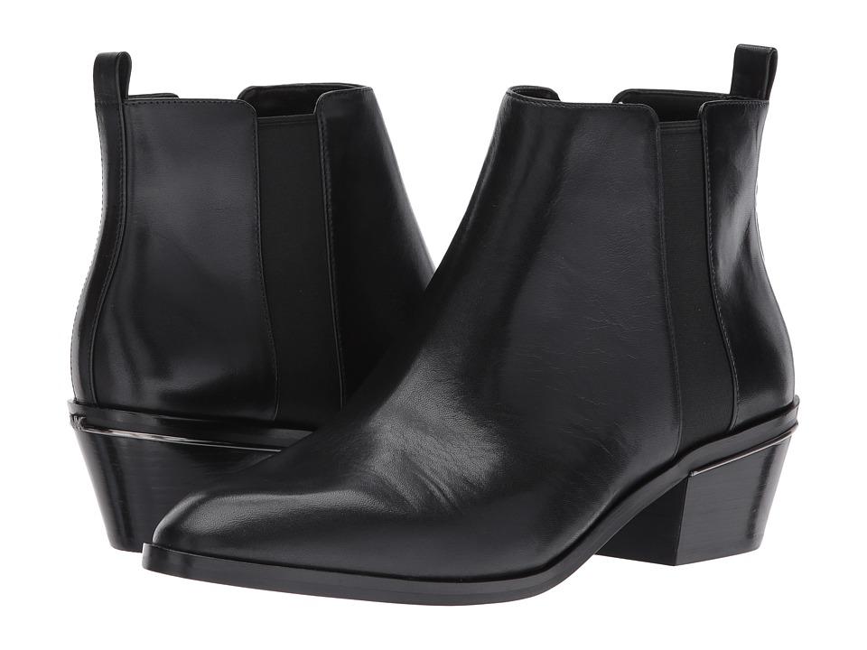 MICHAEL Michael Kors Crosby Bootie Black Shoes