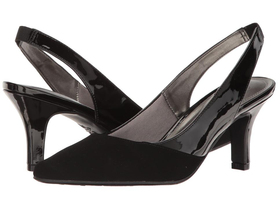 LifeStride - Knightingale (Black) Women's Shoes