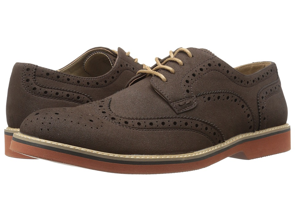 Steve Madden Edward (Dark Brown) Men