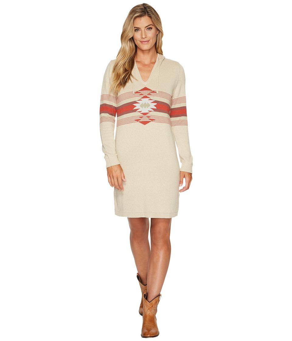 Woolrich Little Plum Run Dress (Burlap Marl) Women