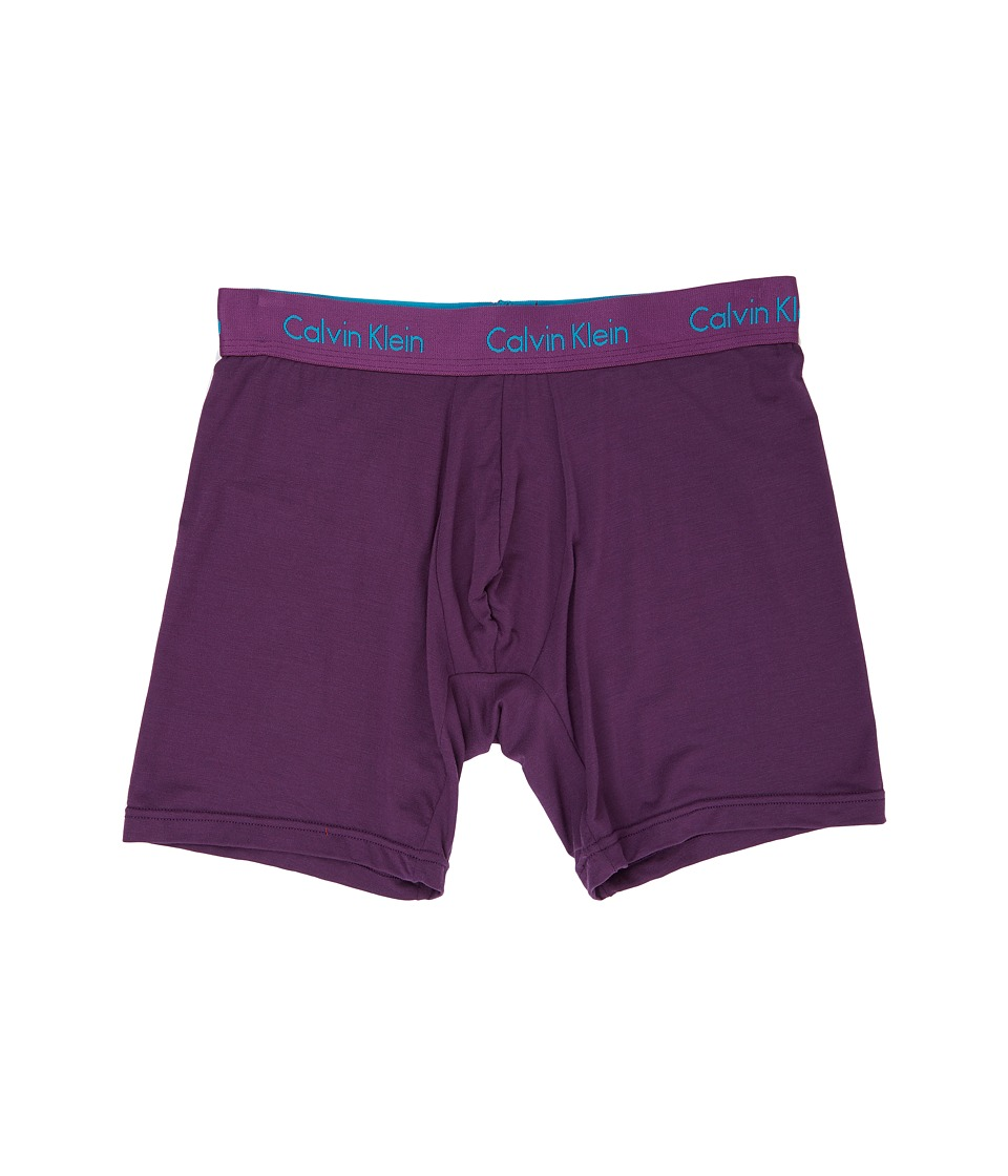 Calvin Klein Underwear - Body Micro Modal Boxer Brief U5555 (Allium Purple) Men's Underwear