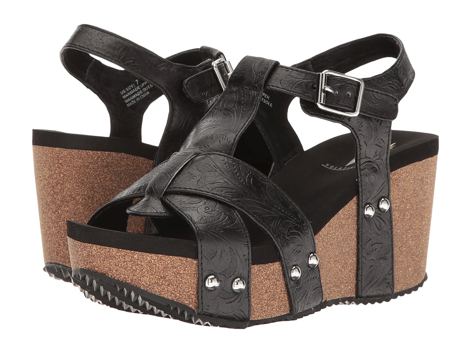 VOLATILE - Pamela (Black) Women's Sandals