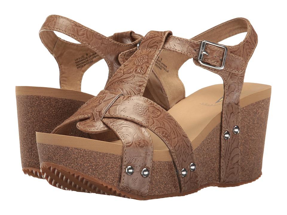 VOLATILE - Pamela (Tan) Women's Sandals