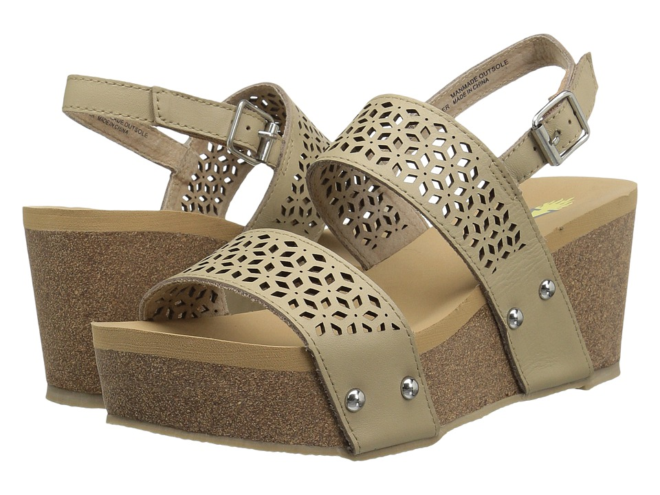 VOLATILE - Danna (Natural) Women's Sandals