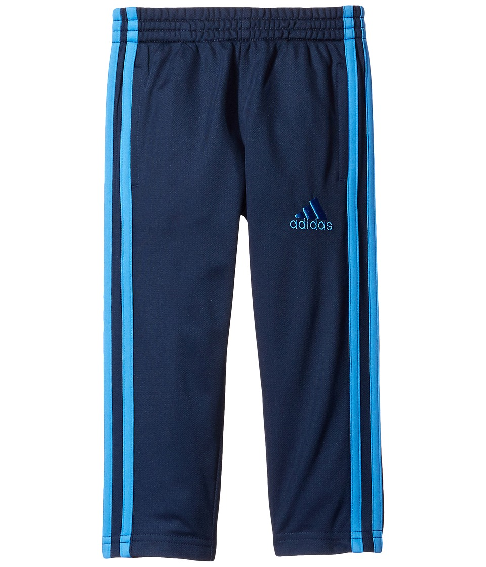 adidas Kids - Team Trainer Pants (Toddler/Little Kids) (Navy) Boy's Casual Pants