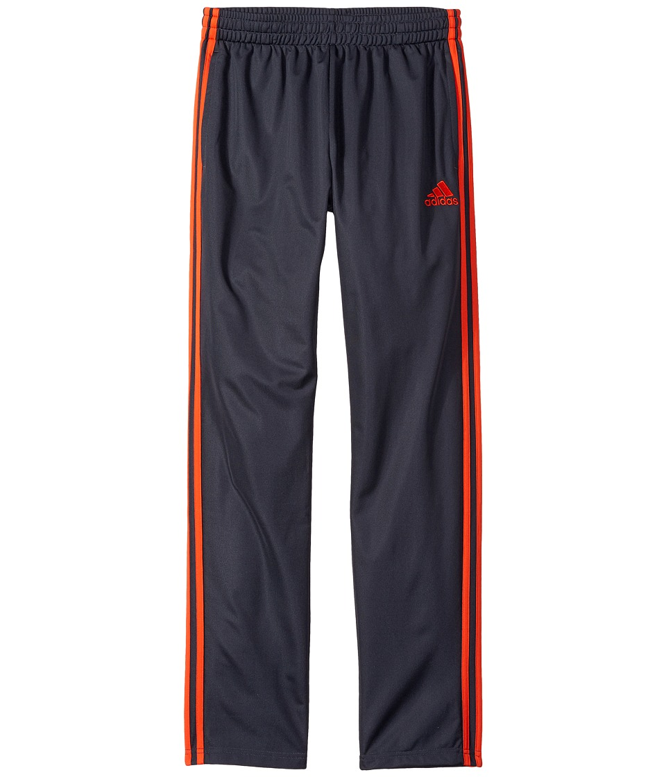 adidas Kids - Team Trainer Pants (Toddler/Little Kids) (Dark Grey) Boy's Casual Pants