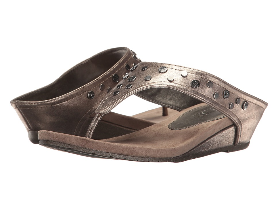 Kenneth Cole Reaction - Great Leap 4 (Gunmetal) Women's Shoes