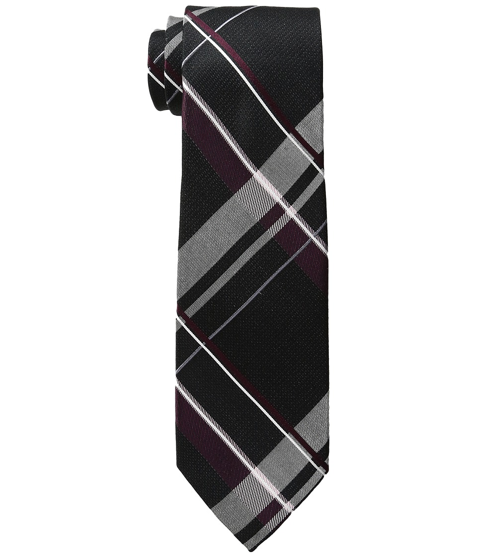 MICHAEL Michael Kors - Weekender Plaid (Black) Ties