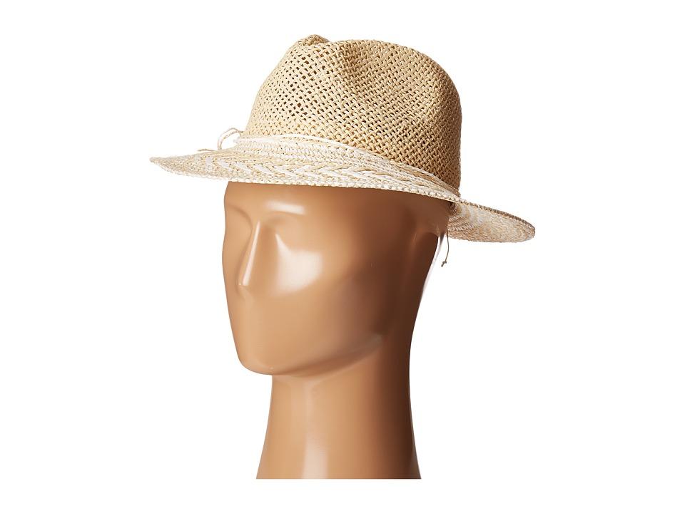 Echo Design - Cuban Panama Beach Hat (White Sand) Caps