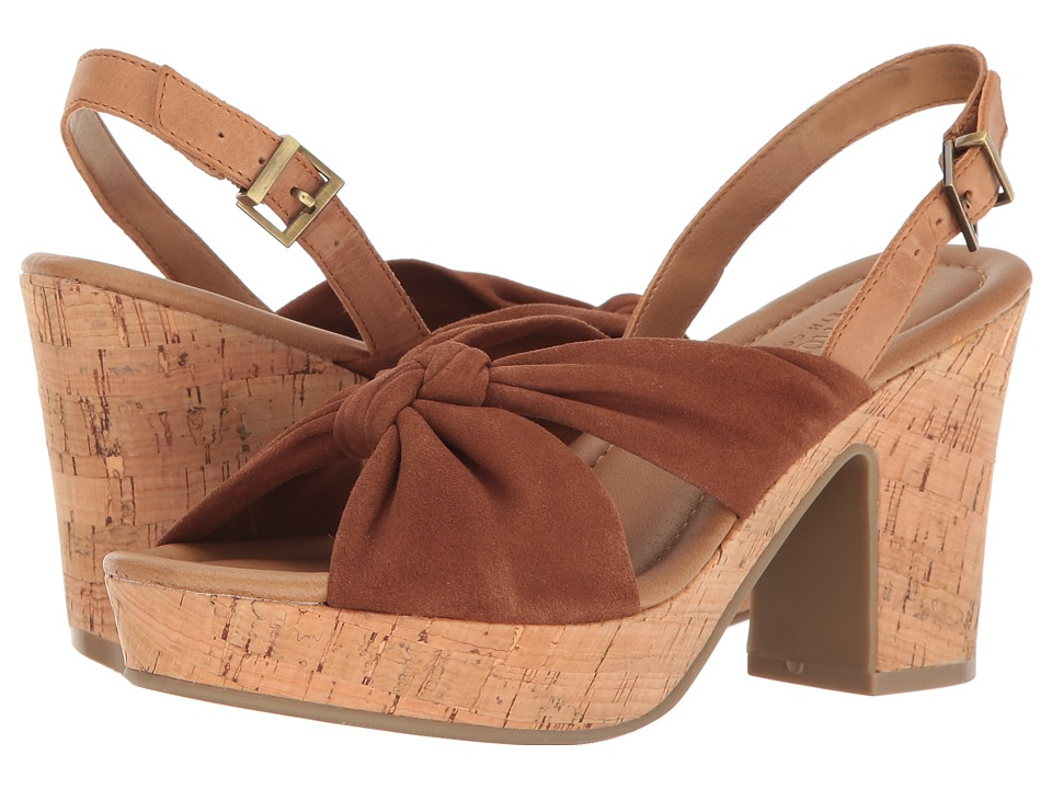 Kenneth Cole Reaction Tole Booth (Tan) Women