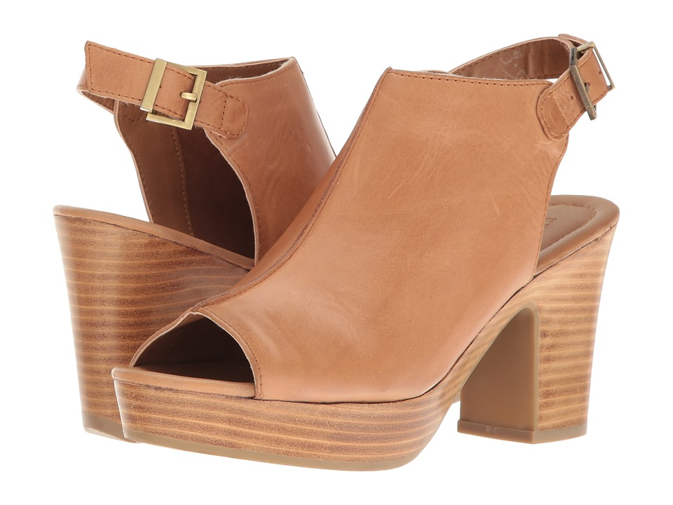 Kenneth Cole Reaction - Tole-Tally (Butterscotch) Women's Shoes