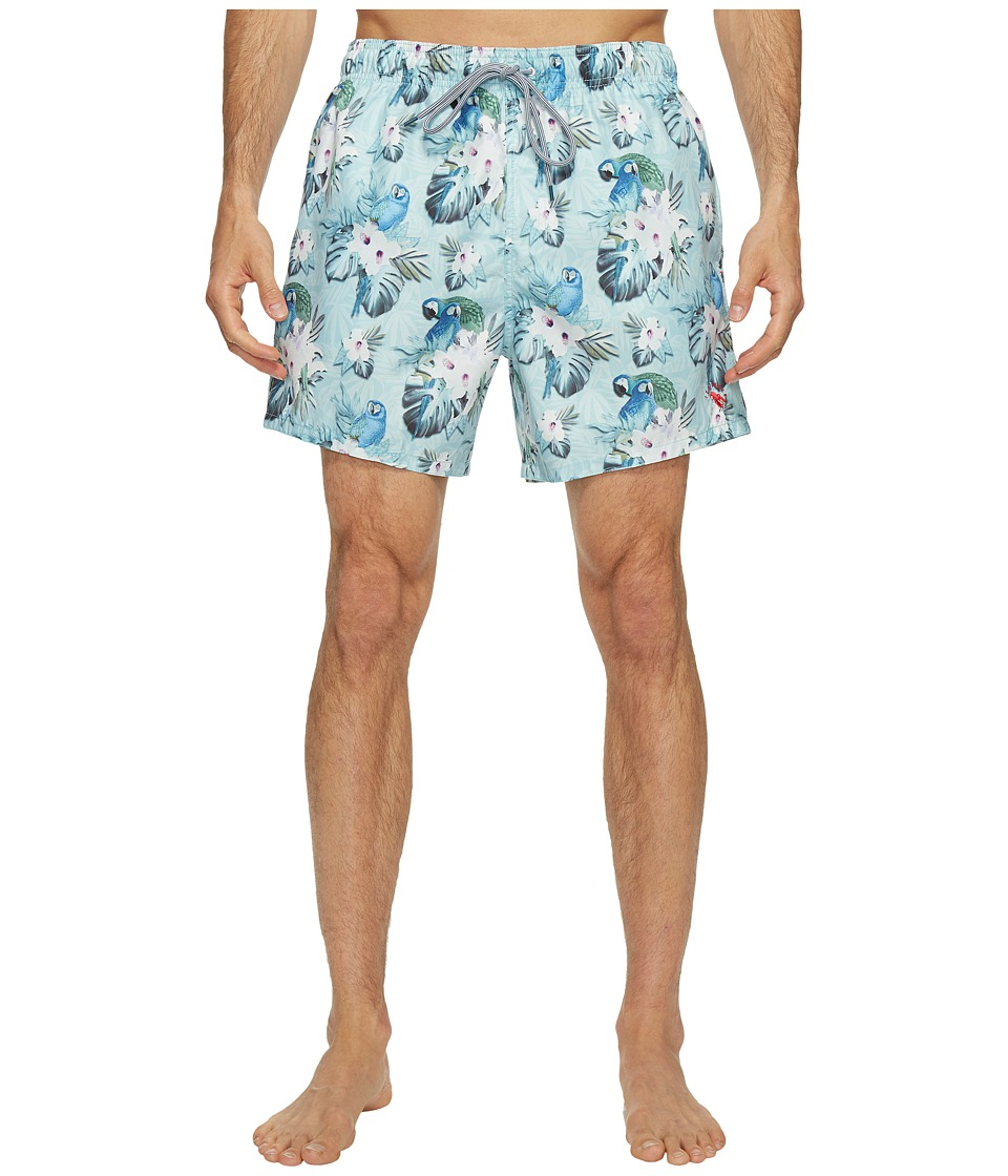 Ted Baker - Highhams (Light Blue) Men's Swimwear