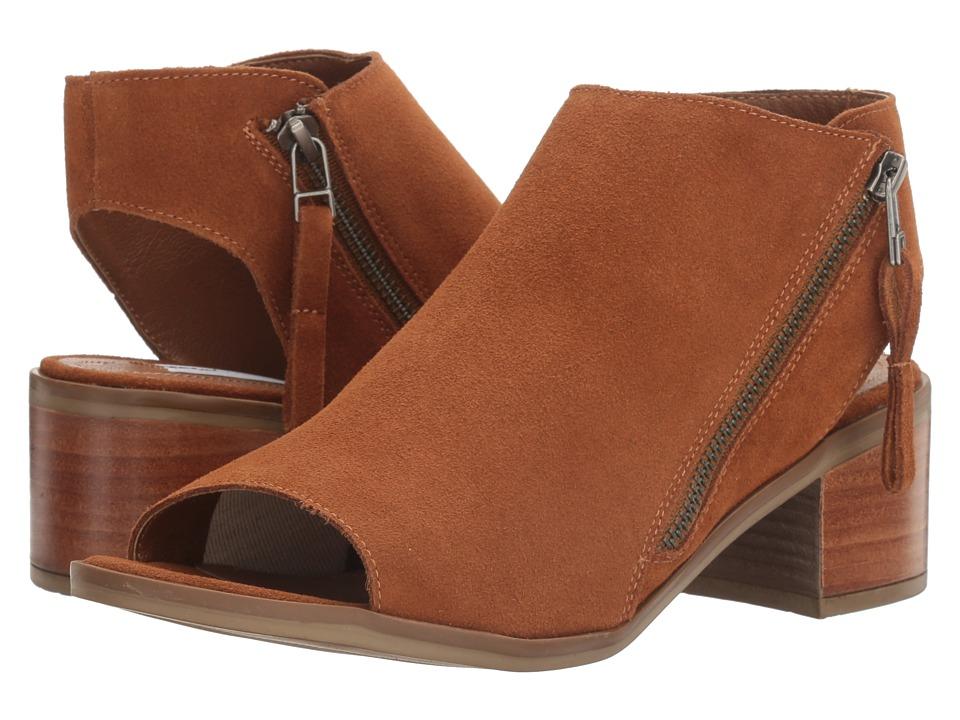 Steve Madden - Rosanda (Tan Suede) Women's 1-2 inch heel Shoes