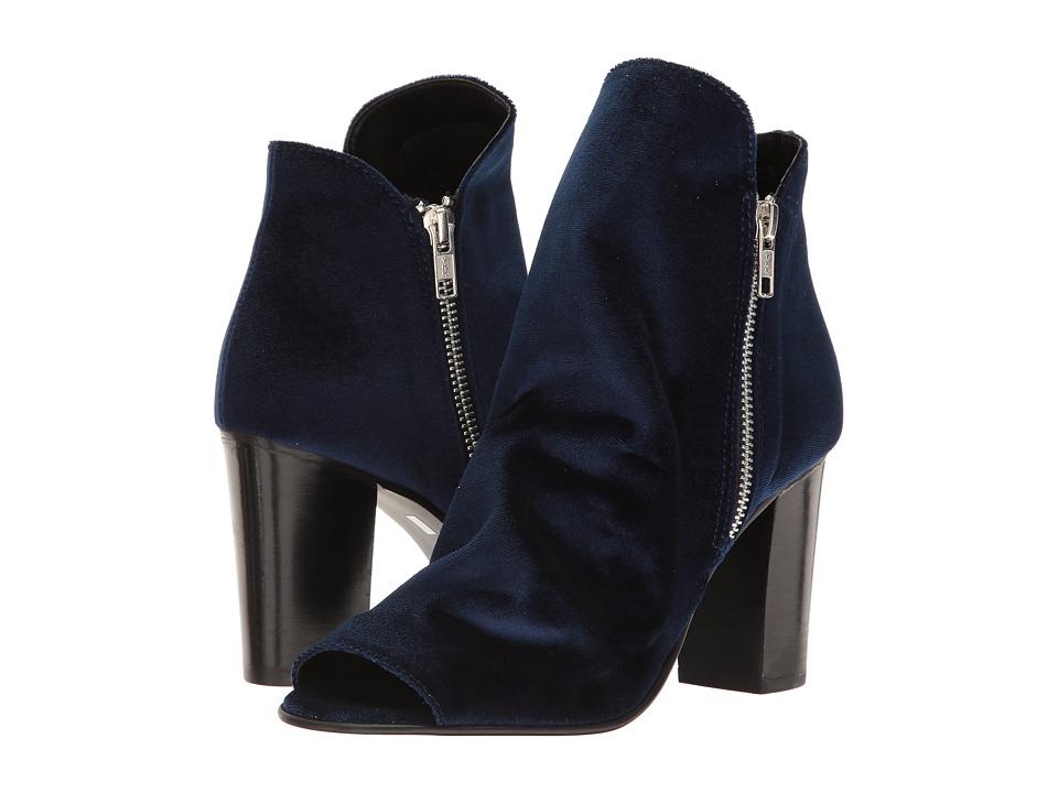 Steve Madden - Kyma (Blue Velvet) High Heels
