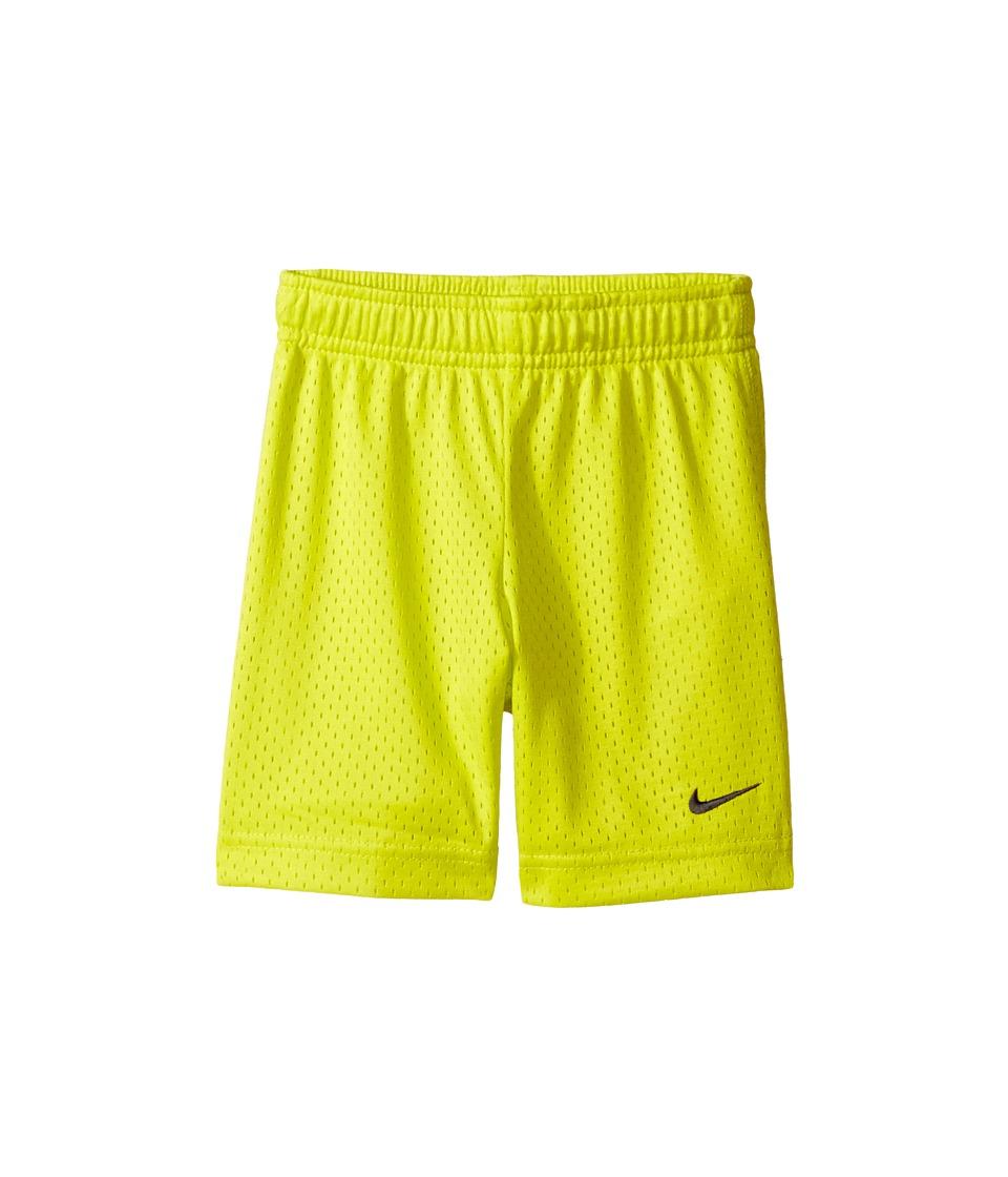 Nike Kids - Essential Mesh Short (Toddler) (Electrolime) Boy's Shorts