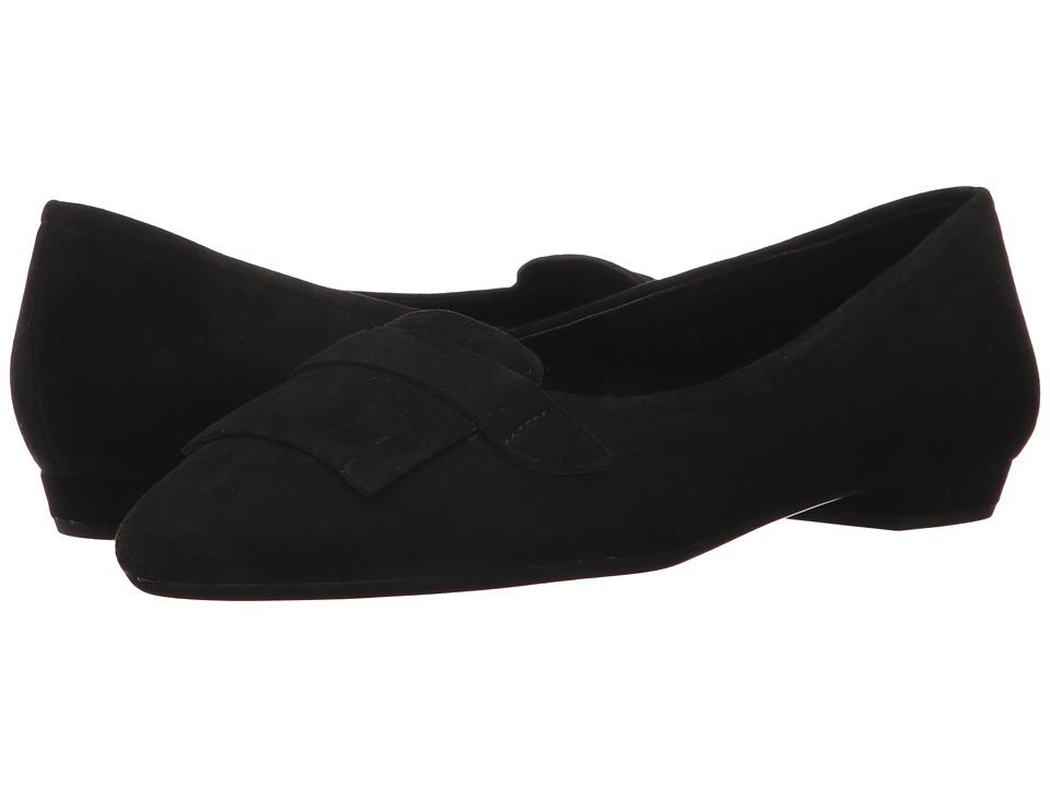 Vaneli Gaea (Black Suede) Women