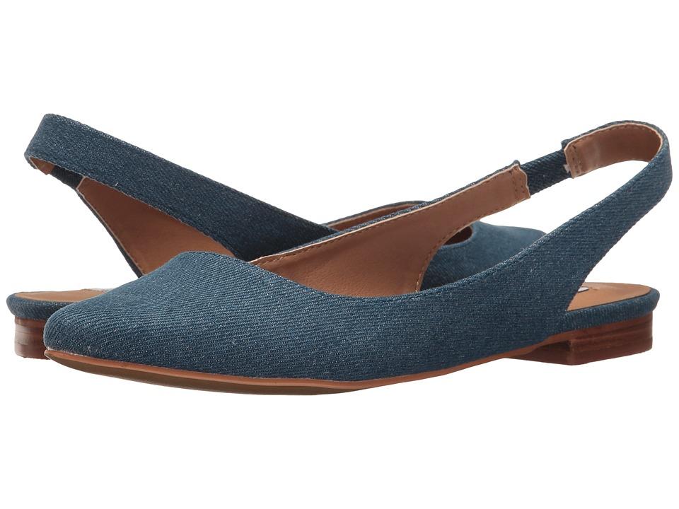 Steve Madden Maliee Denim Shoes