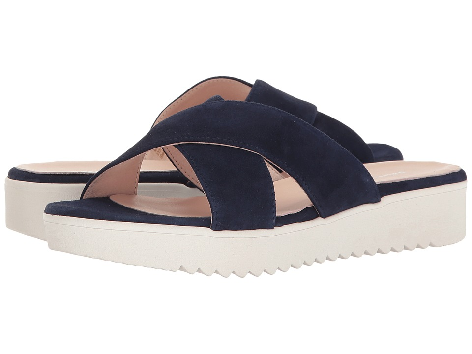 Patricia Green - Bianca (Navy) Women's Shoes