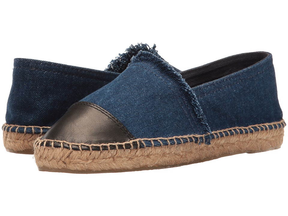 Patricia Green - Sutton (Denim) Women's Shoes