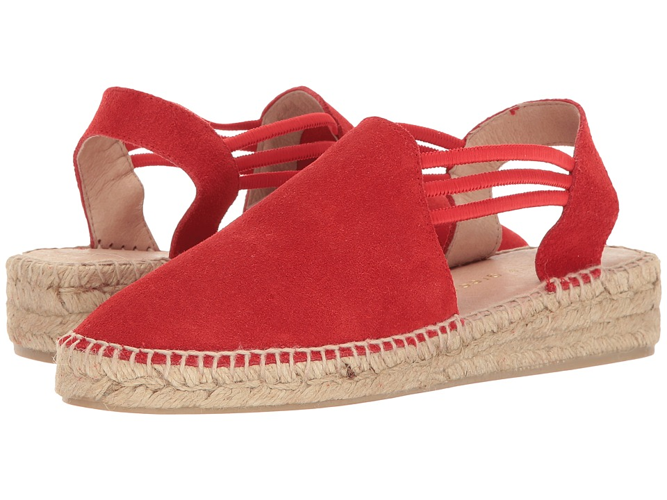 Patricia Green - Elba (Red) Women's Shoes