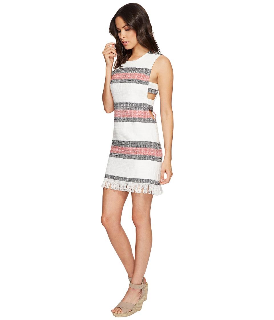 Dolce Vita - Jeri Dress (Ivory/Cardinal/Black) Women's Dress