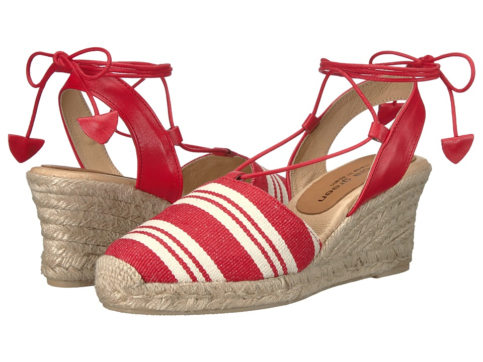 Patricia Green - Tessa (Red) Women's Shoes