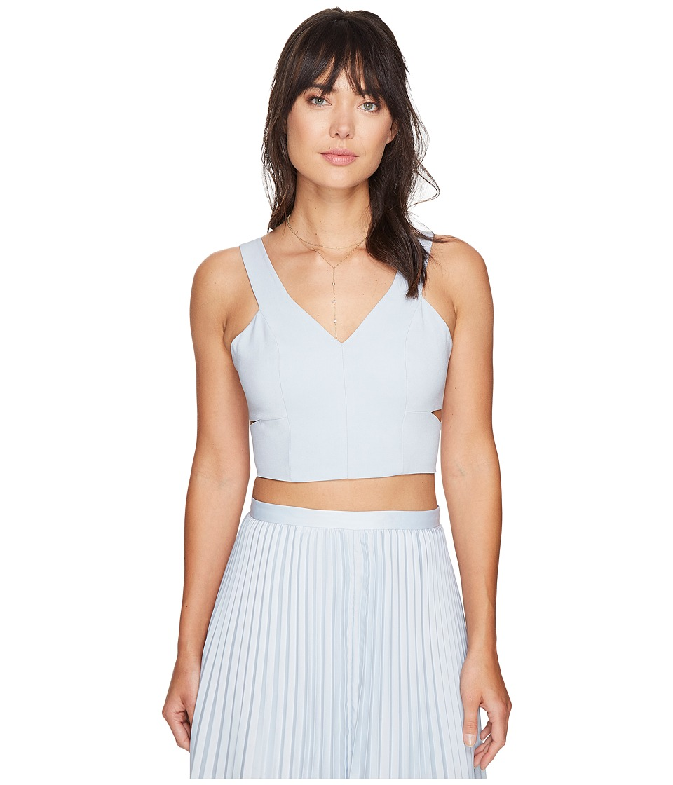 Dolce Vita - Lily Top (Steel Blue) Women's Clothing